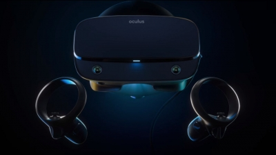 Facebook unveils new VR headset Oculus Rift S at GDC