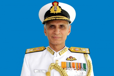 Indian Navy chief in Myanmar to bolster maritime relationship