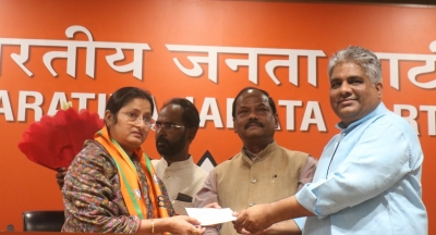 RJD's Jharkhand chief joins BJP, may get LS ticket