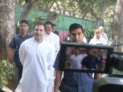 Rajiv, Sonia proposer's son to contest against Rahul