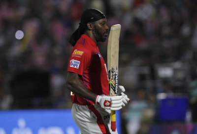 KXIP want to win the IPL for the Universe Boss: Gayle