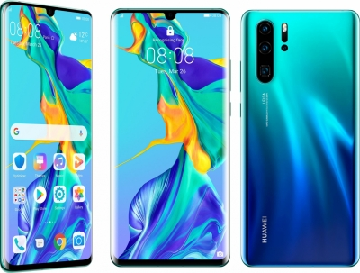 Huawei unveils P30 series with next-gen camera system