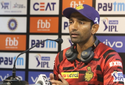 Ranji Trophy: Uthappa and all-round Rex Singh steal show (Roundup)