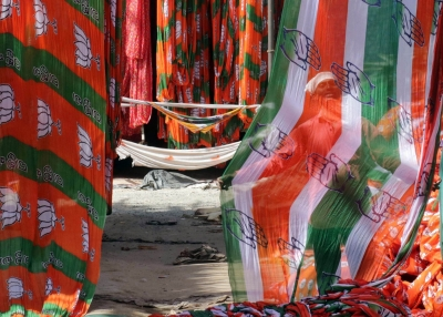 BJP, Congress claim they alone can take on TRS in Telangana