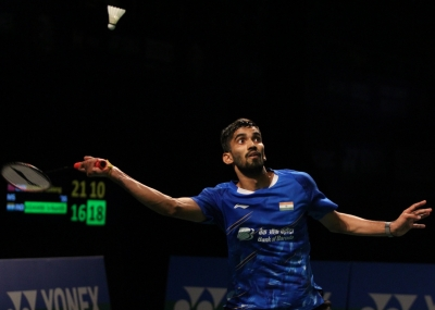 Srikanth exits in 1st round of Japan Open