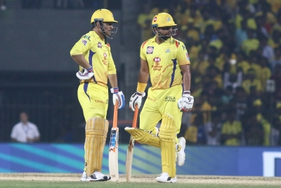 The way Dhoni prepared for this year's IPL was different: Raina