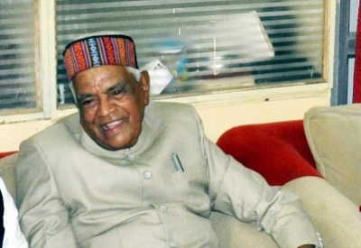 Ex-MP CM Babulal Gaur passes away