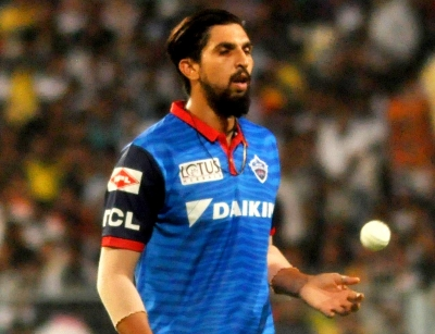 Delhi Capitals pacer Ishant sustains back injury: Report