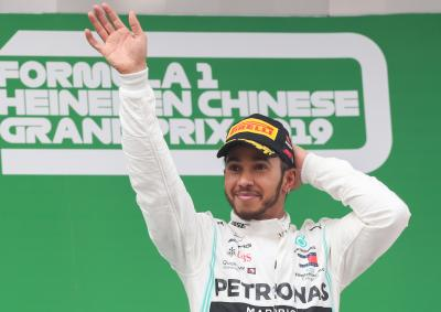 Mercedes set the pace again as Hamilton, Bottas exchange places in FP2