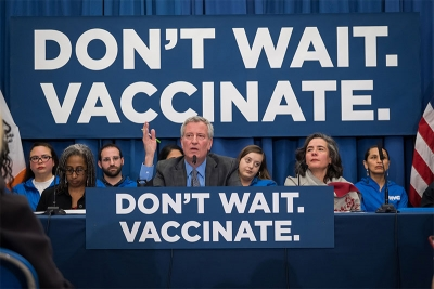 NYC declares health emergency due to measles outbreak