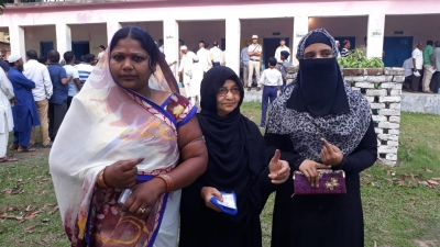 More than 32 per cent turnout in Bihar till 1 p.m.