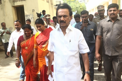 DMK-led alliance to sweep Tamil Nadu: India Today-Axis exit poll