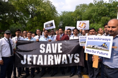 Jet Airways employees considered taking over airline: NAG