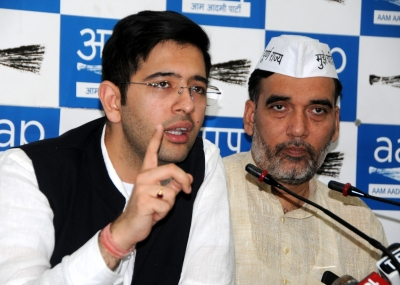 AAP won't be deterred by ED notices: Raghav Chadha (Ld)
