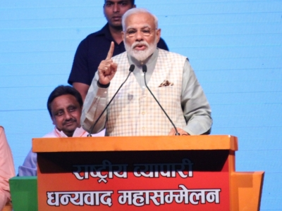 Bengal situation akin to what Pandits faced in Kashmir: Modi