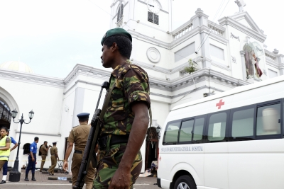 Kerala woman killed in Colombo blast