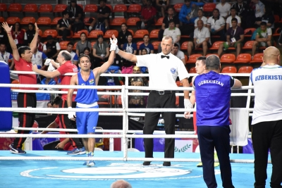 India ensured of four medals at Asian Boxing