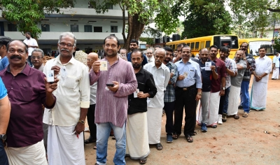 10 voters drop dead in Kerala during LS polls