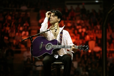 7-time Grammy winner Prince's memoir in October