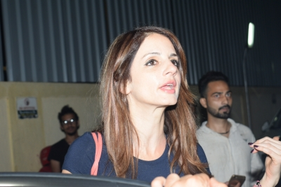 Sussanne Khan comes out in Hrithik's defence