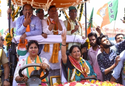 BJP, Congress locked in intense battle in Rajasthan