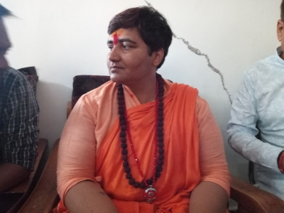 Forgiven my tormentors, now waging 'dharm-yudh': Pragya