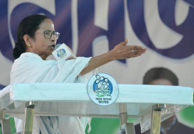 EC decision taken at BJP's direction, says Mamata