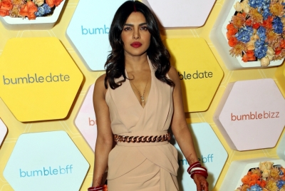 Priyanka returns to TIFF with her new film