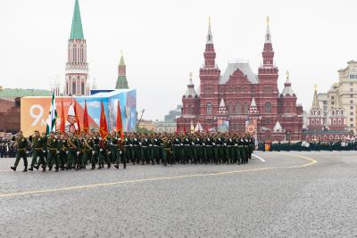 Russia Victory Day parade rehearsal to begin on June 8