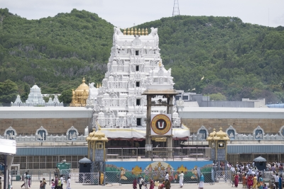 Row over Jerusalem ad in Tirupati (Lead)