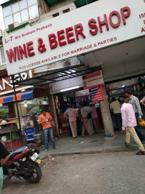 Lockdown: Home delivery of liquor in Kerala announced (Lead)