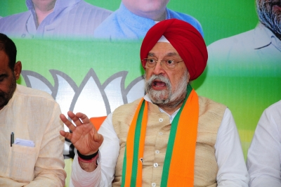 Will maintain bond with Amritsar and its people: Hardeep Puri