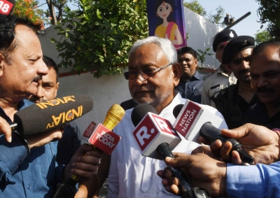 Bihar to stay with NDA: IANS-CVOTER Exit Poll