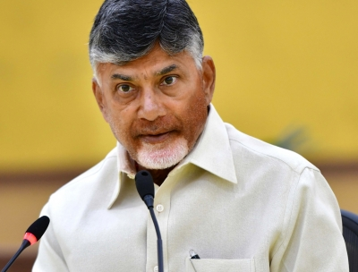 Demolition of building built by Naidu in Amaravati underway