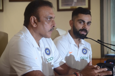 Handling pressure at WC most important: Kohli (Lead)