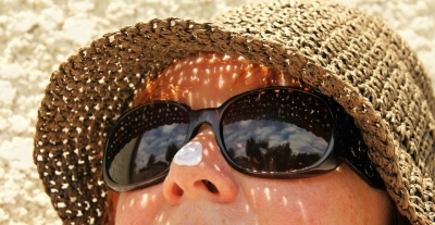 Here's why you should apply sunscreen indoors too