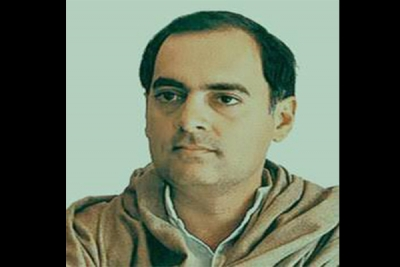 Rajiv Gandhi was 2nd most prominent karsevak: Ex-Home Secretary Godbole