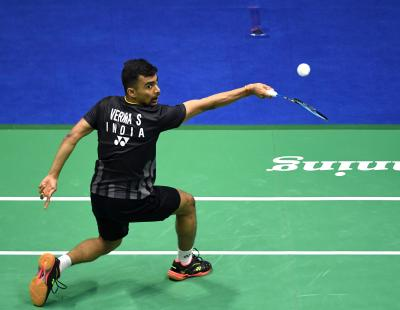Sameer Verma eases into Thailand Open quarters