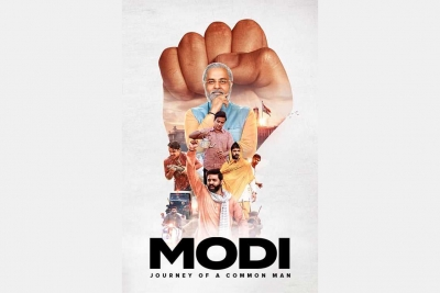 Web series on Modi returns after elections