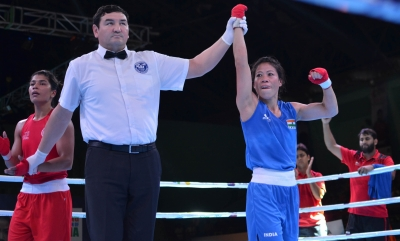 India Open: Mary Kom beats Zareen; Sachin upsets Solanki