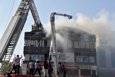 ALERT: Surat fire toll rises to 23