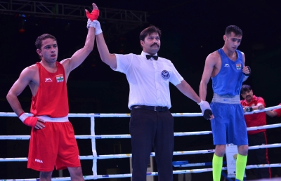 India Open: Mary Kom, Shiva Thapa, Amit Panghal win gold