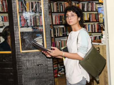 Mobile storytelling exciting, economical: Kiran Rao