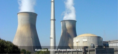 Kakrapar Atomic Power plant connected to grid