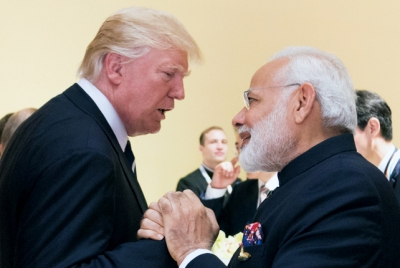 Trump to attend 'Howdy Modi' rally in rare honour to foreign leader (2nd Lead)