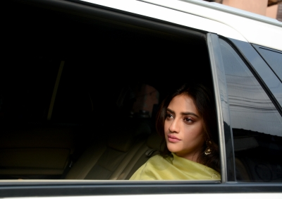Nusrat released from ICU, family dismisses 'rumours' (2nd Lead)