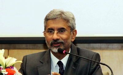 Jaishankar calls on Nepal PM, co-chairs 2-day meet