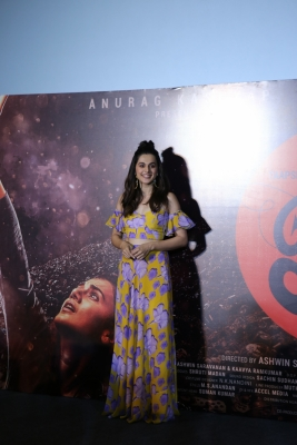 'Game Over' takes Tapsee to level next