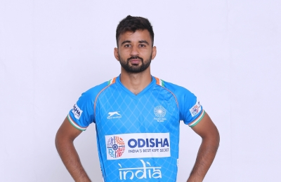 Manpreet Singh to lead Indian men's hockey team in Belgium