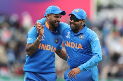 Rohit secretly films Shikhar talking to himself in flight
